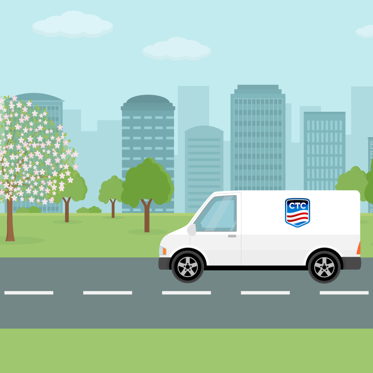 uniform rental services pickup