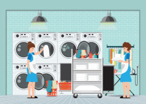 on-premise laundry for your hotel